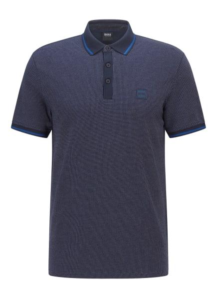 BOSS Poloshirt PARTEY Regular Fit, Farbe: DUNKELBLAU (Bild 1)