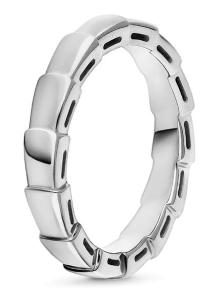 BVLGARI Ring SERPENTI aus 18 Karat Weißgold, Farbe: SILBER (Bild 1)