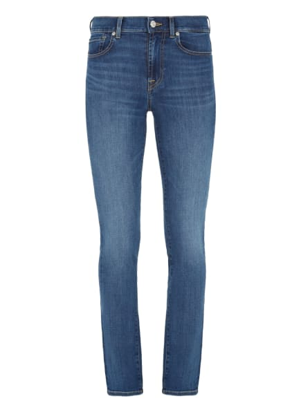 7 for all mankind Jeans THE STRAIGHT Straight Fit, Farbe: BLAU (Bild 1)