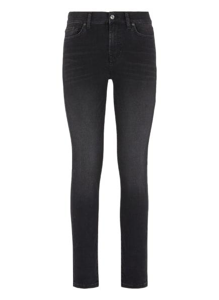 7 for all mankind Slim Jeans ROXANNE, Farbe: SCHWARZ (Bild 1)