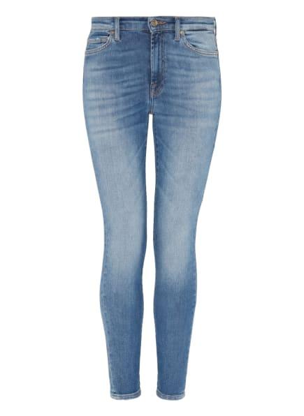 7 for all mankind Jeans THE HW SKINNY Skinny Fit, Farbe: BLAU (Bild 1)