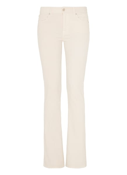 7 for all mankind Jeans BOOTCUT Bootcut Fit, Farbe: WEISS (Bild 1)