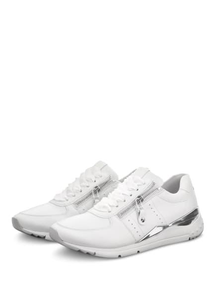 KENNEL & SCHMENGER Sneaker SPEED, Farbe: WEISS (Bild 1)