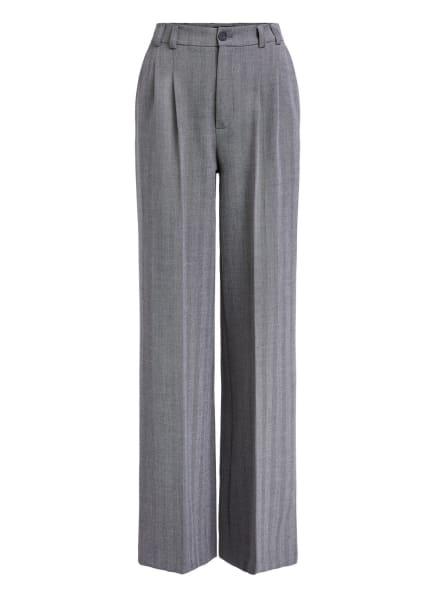 SET Bundfaltenhose, Farbe: LILA (Bild 1)