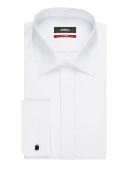 seidensticker Smokinghemd Regular, Farbe: WEISS (Bild 1)