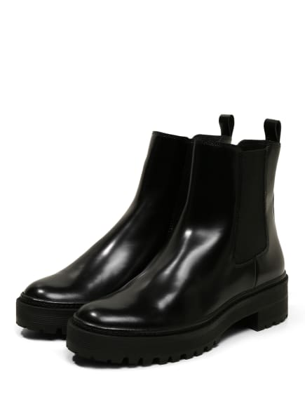 WHAT FOR Chelsea Boots TOBY, Farbe: SCHWARZ (Bild 1)