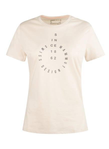 MAMMUT T-Shirt SEILE, Farbe: GRAU (Bild 1)