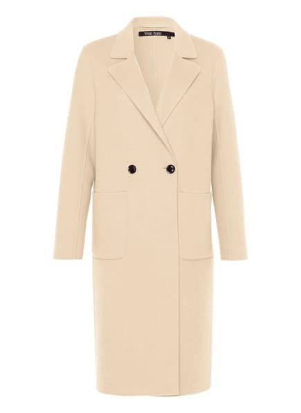 MARC AUREL Zweireiher Mantel, Farbe: BEIGE (Bild 1)