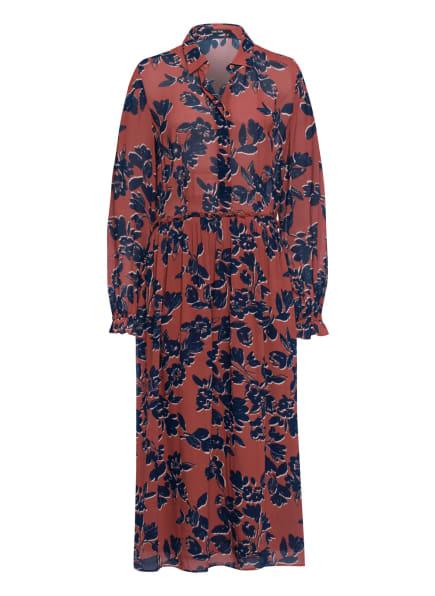 MARC AUREL Hemdblusenkleid, Farbe: ORANGE (Bild 1)