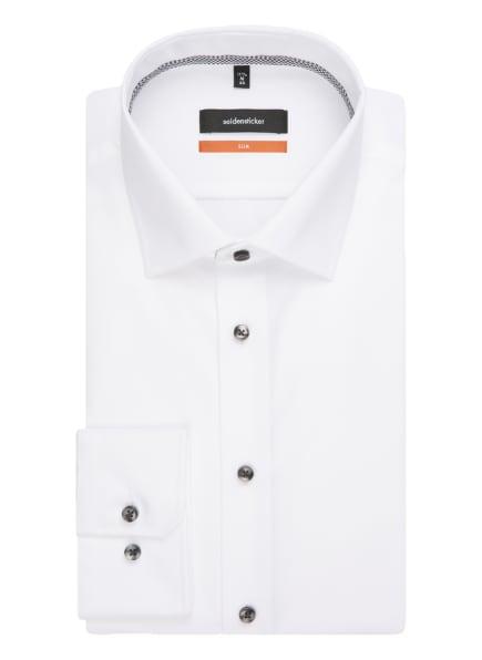 seidensticker Business Hemd Slim, Farbe: WEISS (Bild 1)