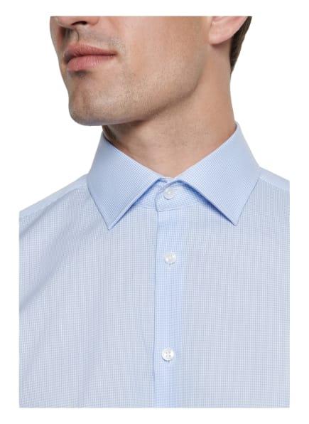seidensticker Hemd Shaped Fit HELLBLAU - Herrenbekleidung Bestpreis