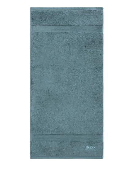 BOSS Handtuch im  2er Set, Farbe: BLAU (Bild 1)
