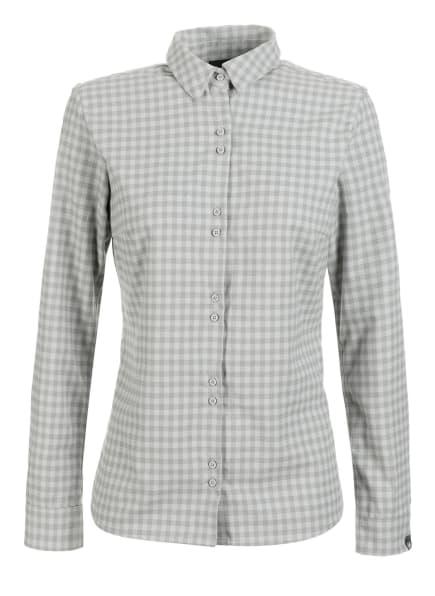 MAMMUT Langarm Hemd WINTER, Farbe: GRAU (Bild 1)