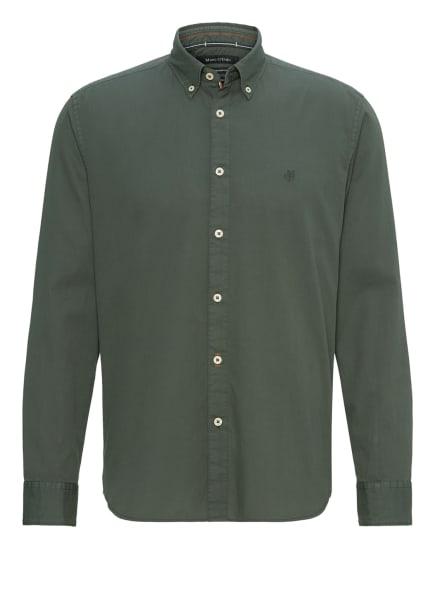 Marc O'Polo Hemd Regular Fit, Farbe: GRÜN (Bild 1)