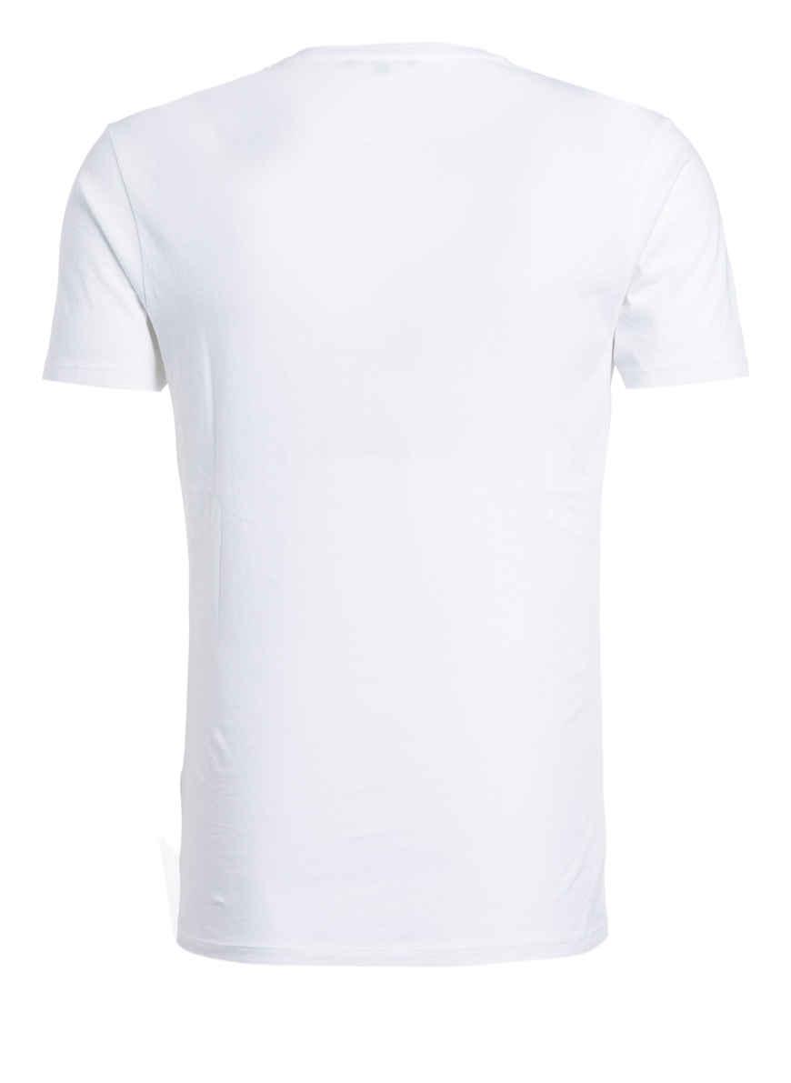 T-shirt Quentin Von Drykorn Weiss Black Friday