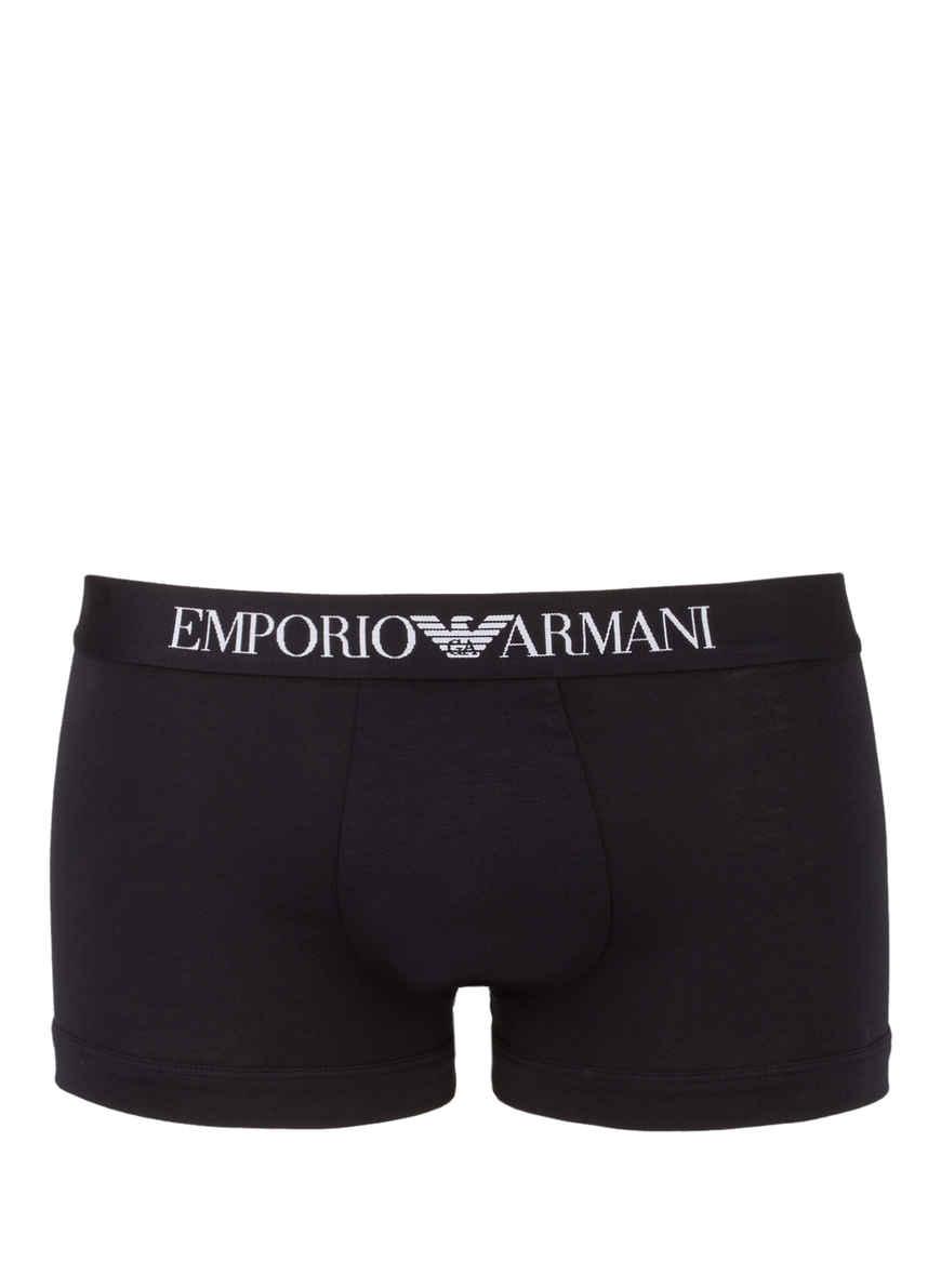 Bei Von Kaufen Schwarz Boxershorts Armani Emporio mO0vN8nw