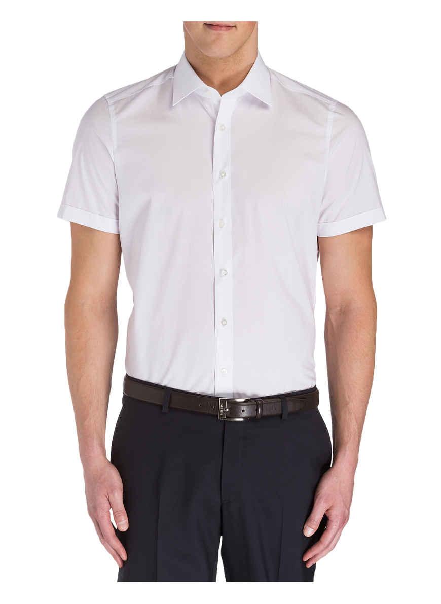 Five Fit Kaufen Weiss Von Bei Level Halbarm Olymp Body hemd N8w0mn