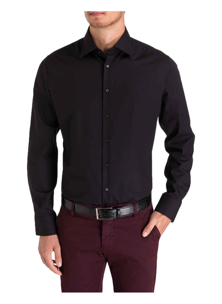 Seidensticker Tailored Fit Hemd Bei Kaufen Schwarz Von jLVGSUpMqz