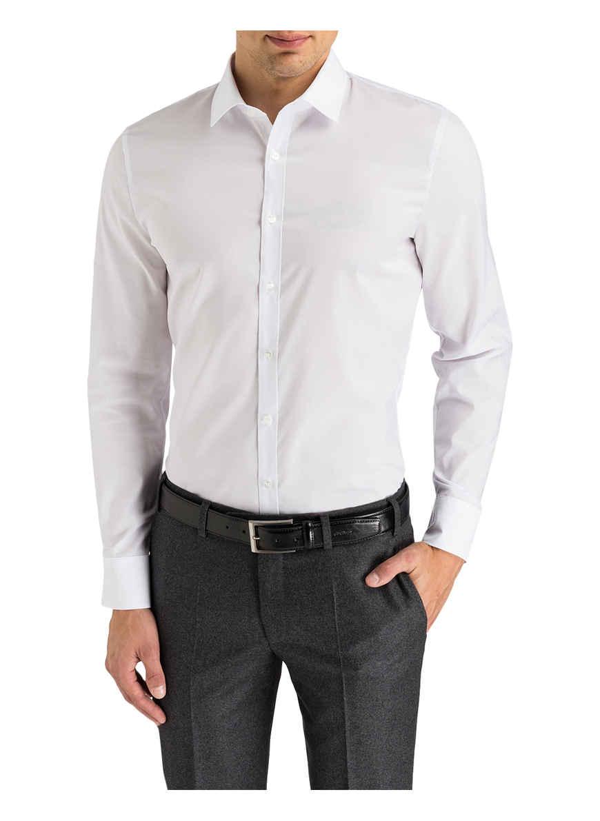 Weiss Hemd Bei Kaufen Slim Von Olymp NoSix Super doCexBr