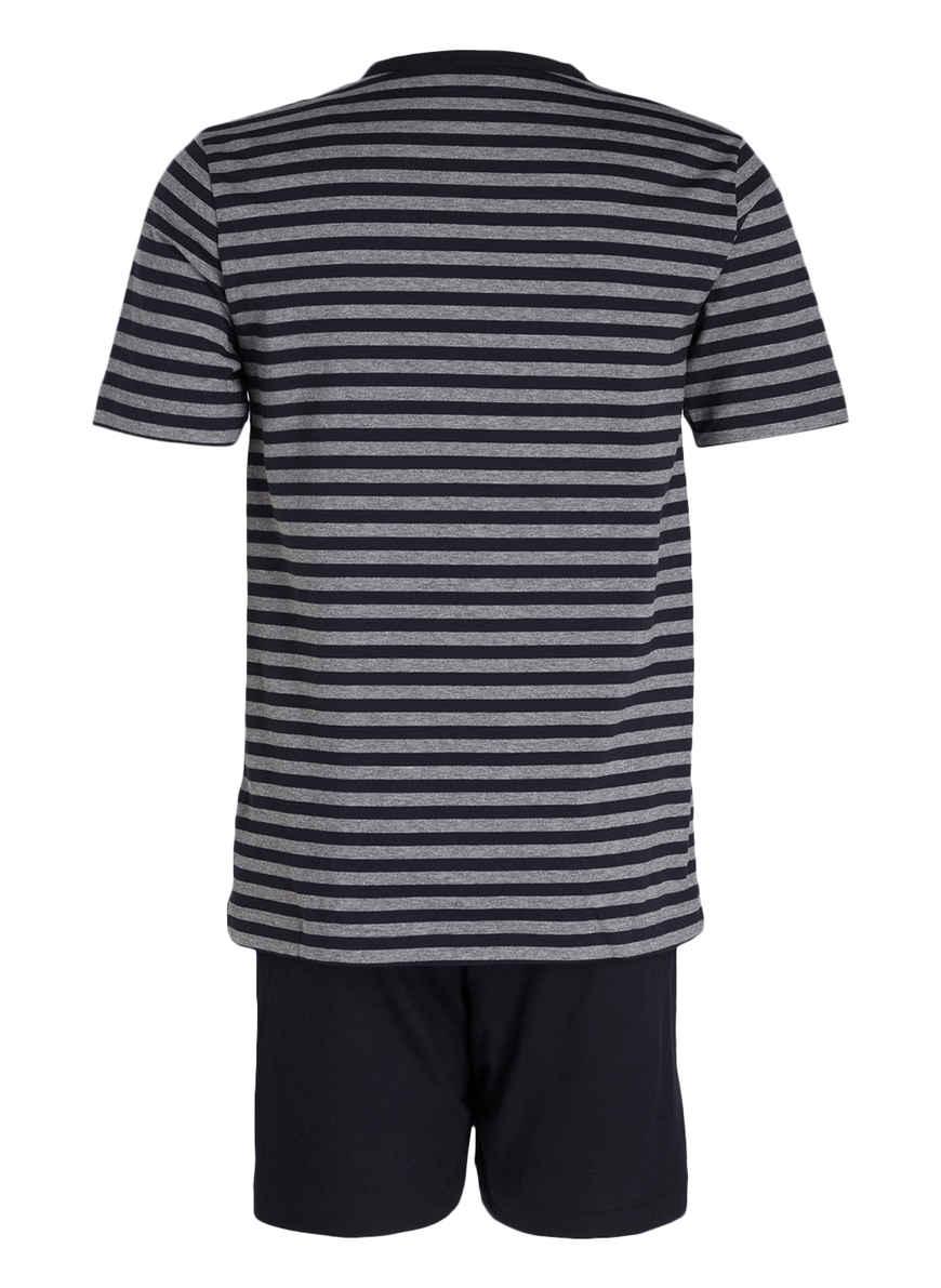 Mey Von schlafanzug Shorty Bei MarineGrau Gestreift Kaufen tCBshQdxr