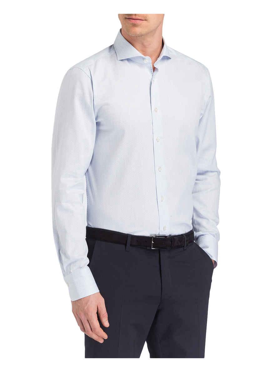 Meliert Hemd Signature Kaufen Hellblau Tailored Olymp Fit Bei Von lF1JTKu3c
