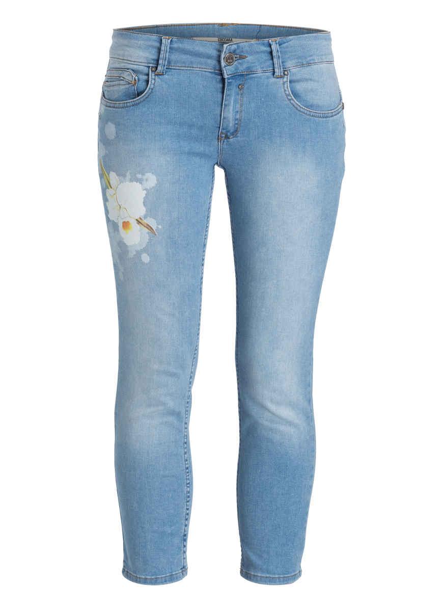 8 Bei Coccara Von jeans Hellblau 7 Kaufen Curly DHY2I9WE
