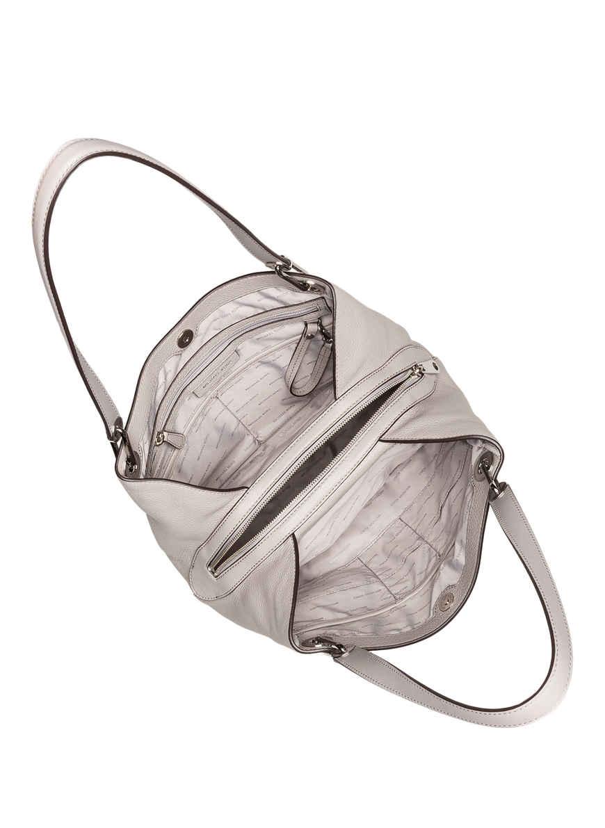 Hobo-bag Raven Von Michael Kors Pearl Grey Black Friday