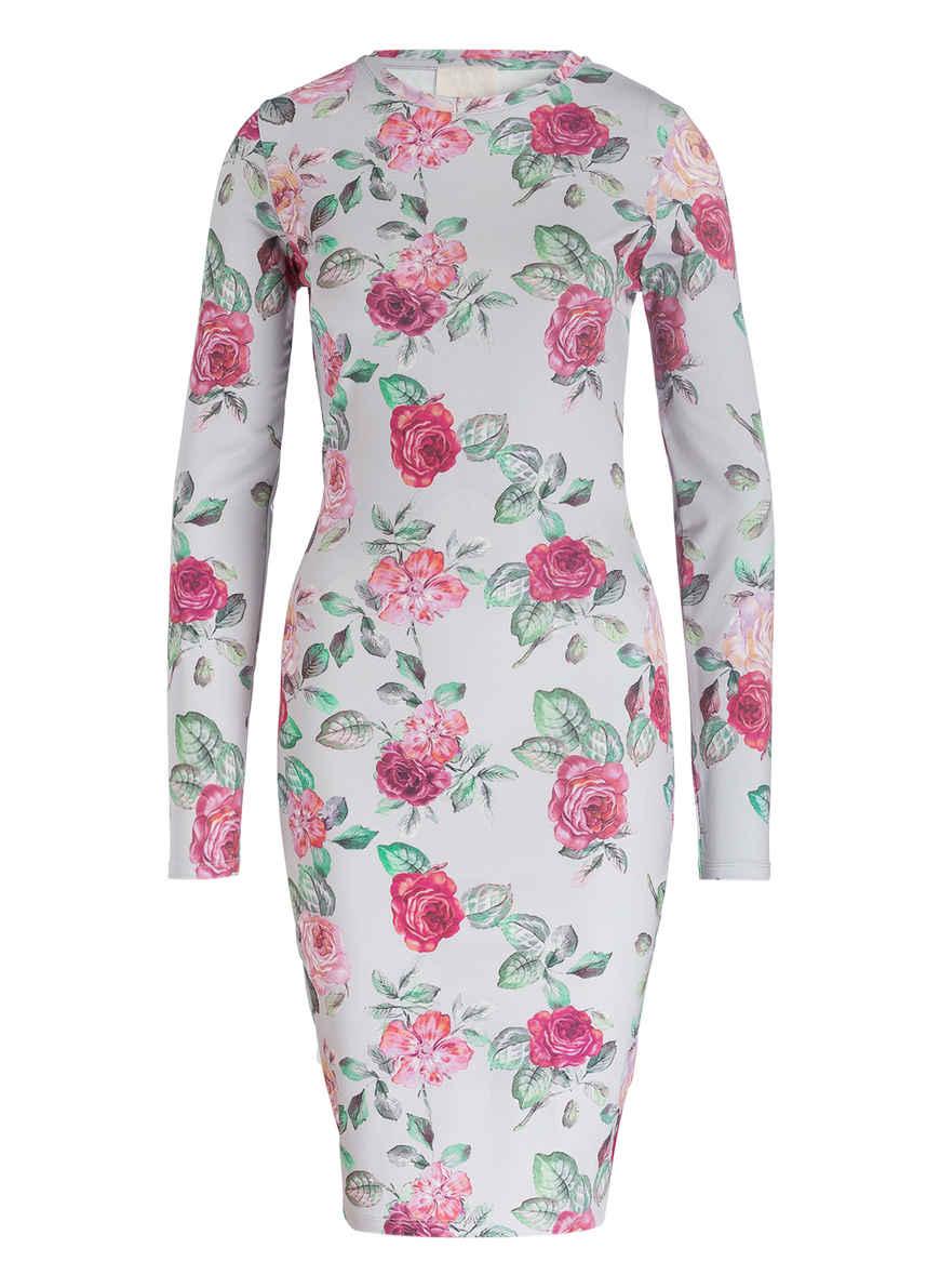 Von Kaufen Hugs SilbergrauMagentaGrün Kleid Bei Mrsamp; LjAR54