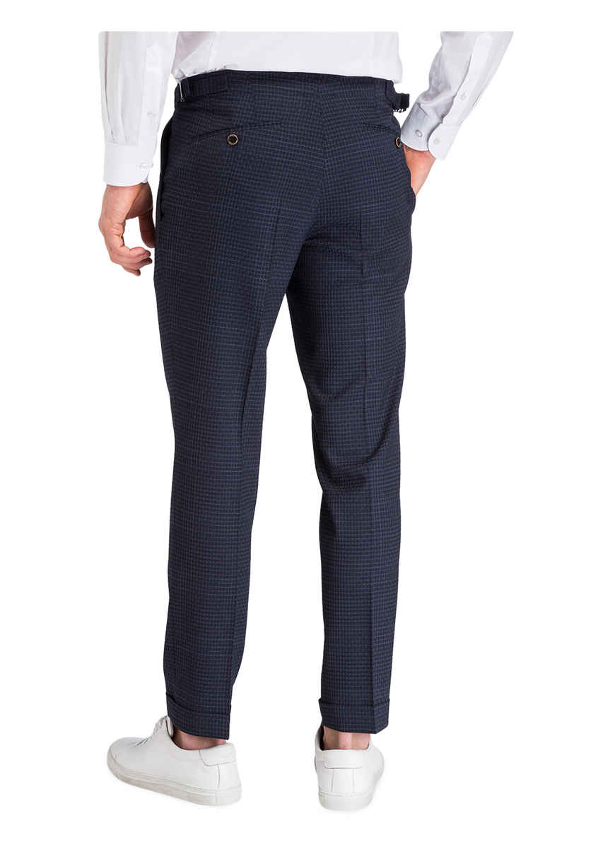 Hose Tamaro-u Slim Fit Von Hiltl Dunkelblau Black Friday