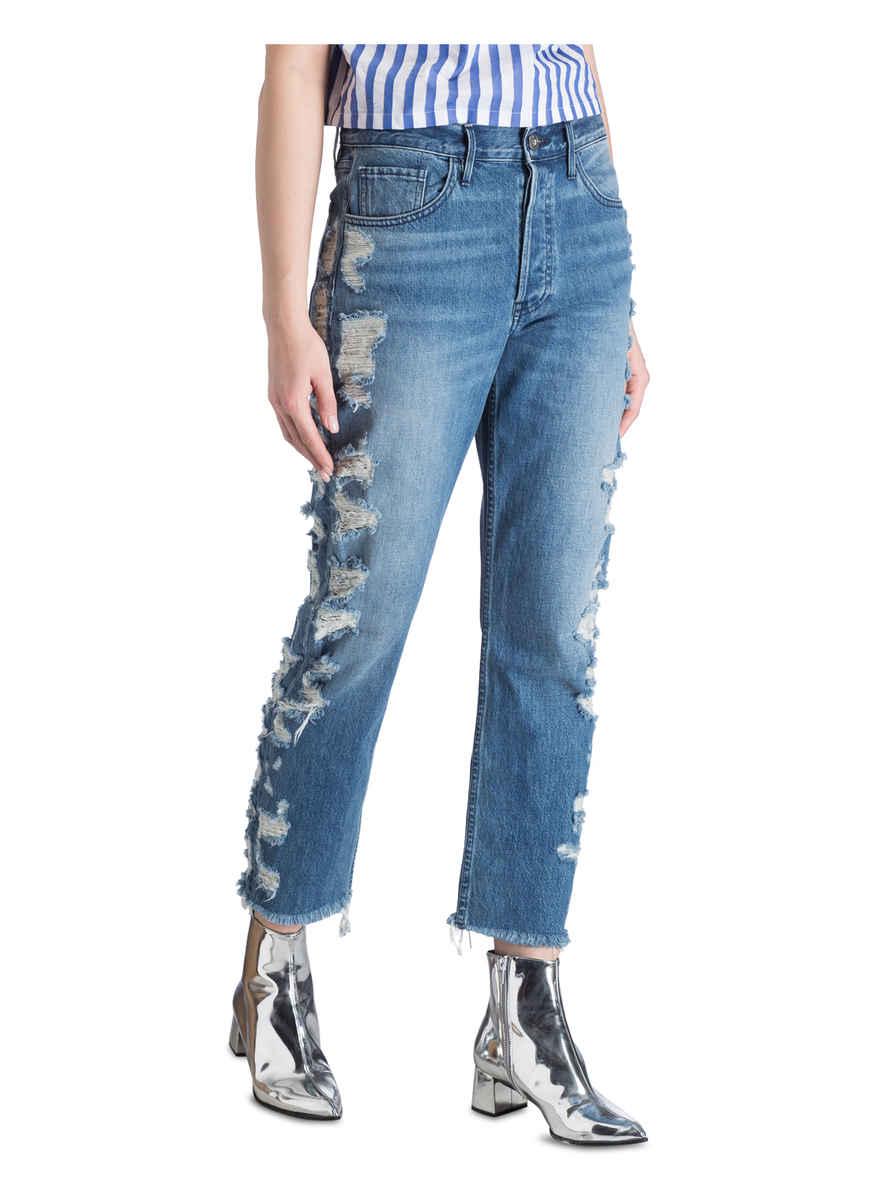 Dosa Blue Kaufen Von Destroyed jeans 3x1 Bei BCrdxoe