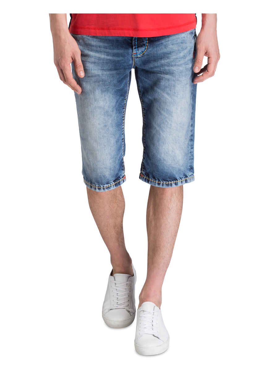 Jeans-bermudas Ro:bi Von Camp David Bla0090 Dark Stone Used Black Friday