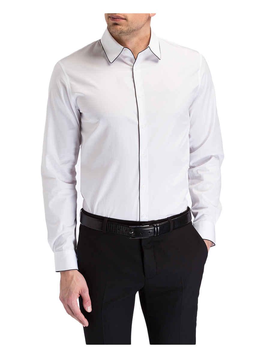 Fit Sandro Weiss Slim Von Kaufen Hemd Bei 43L5ARj