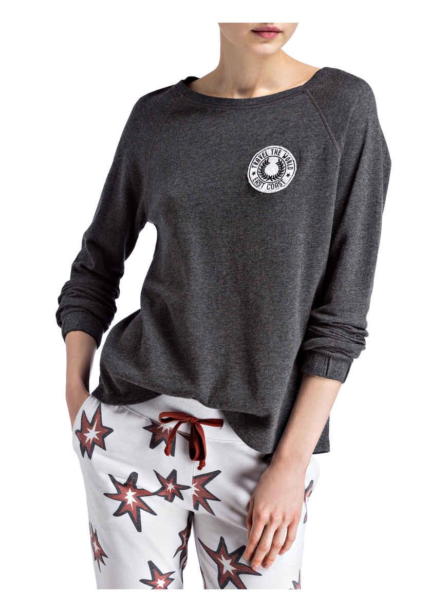 Juvia Sweatshirt Von Kaufen Meliert Bei Dunkelgrau uF1c5TlKJ3
