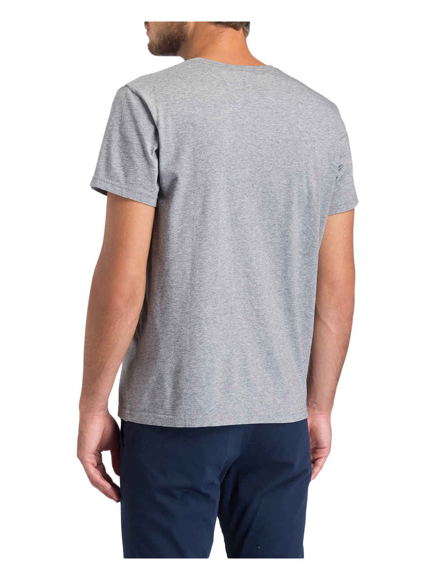Meliert Bei Grau Von Gant Kaufen T shirt rCsQdht