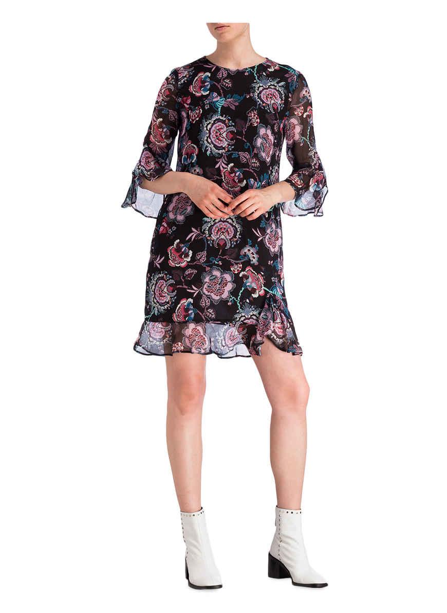 Cinque Kleid SchwarzHellrosaMagenta Ciirka Bei Kaufen Von SpGzVUqM
