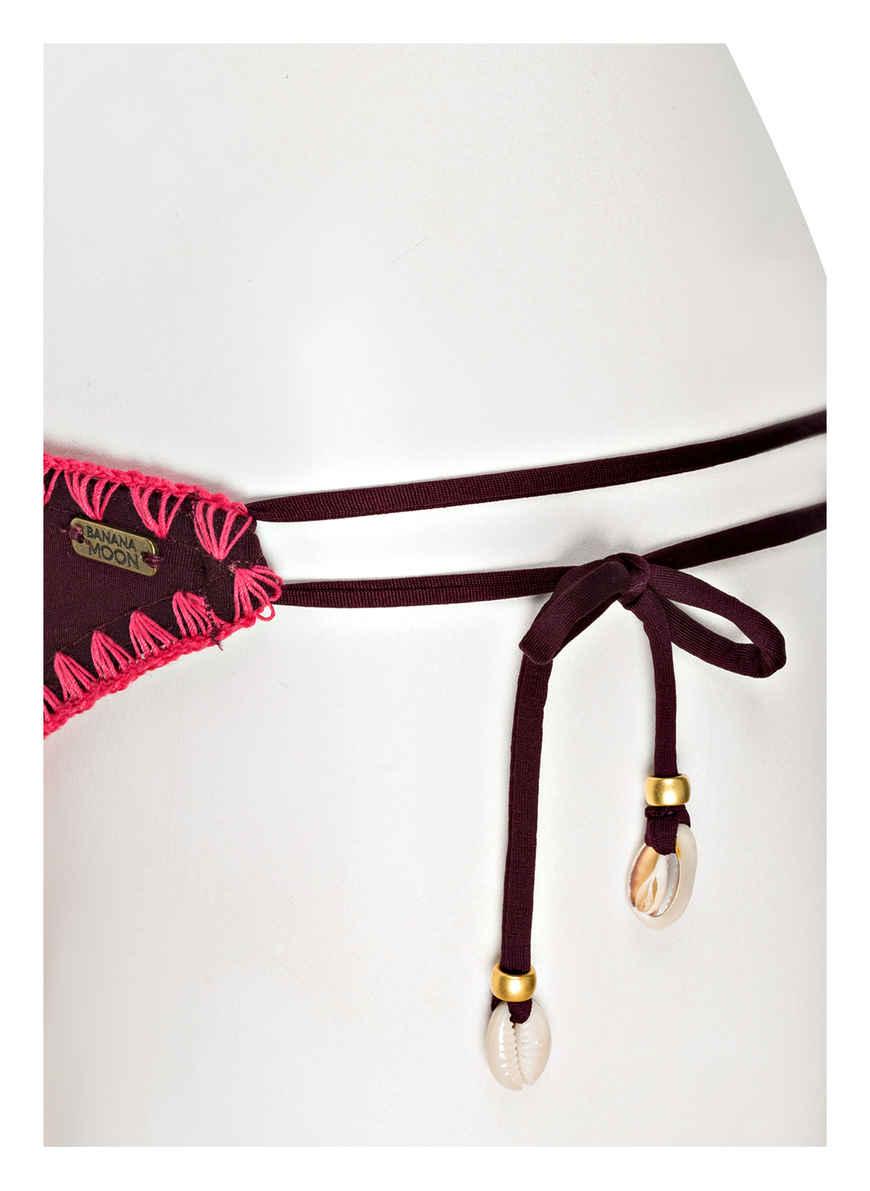 Bikini-hose Avora Ethnichic Von Banana Moon Bordeaux/ Pink