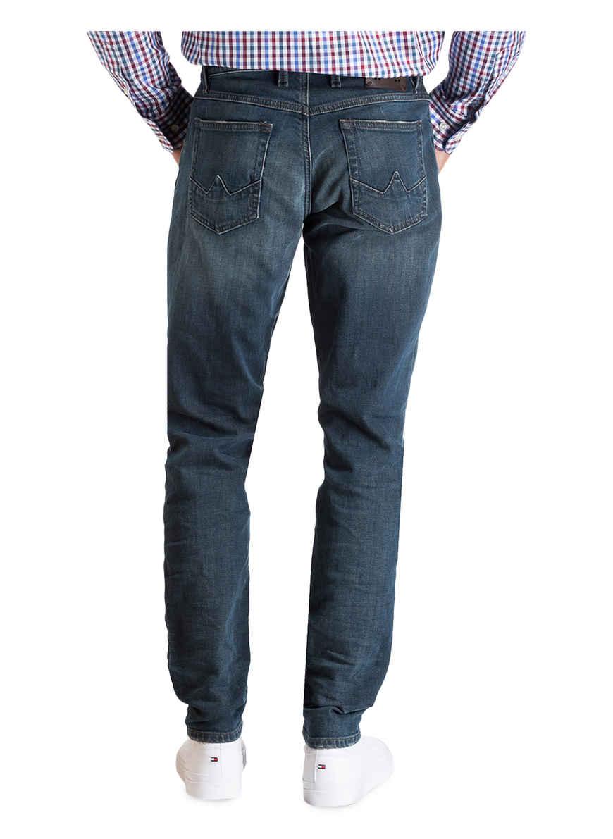 Von Jeans Regular 870 Kaufen Blue Alberto Bei Slipe Fit Slim nwmN80v