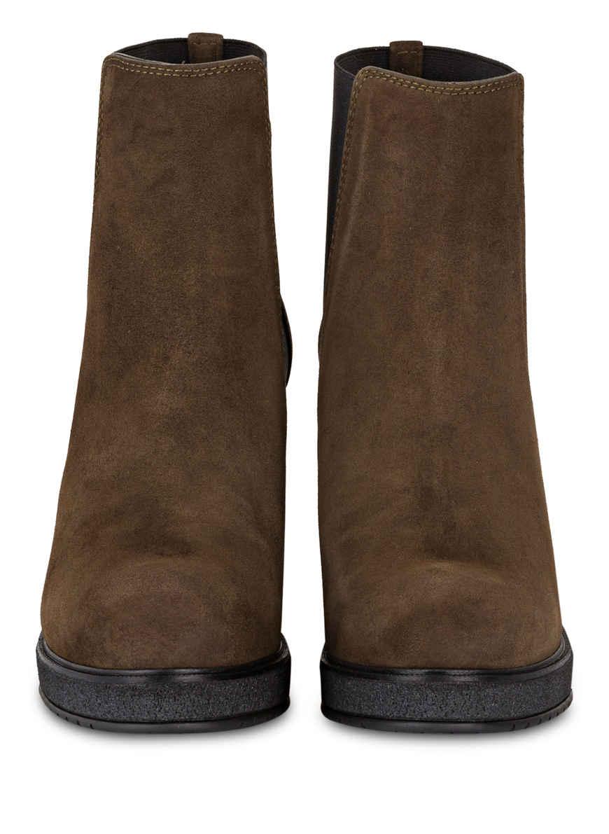 Chelsea-boots Kaustin Von Unisa Braun Black Friday