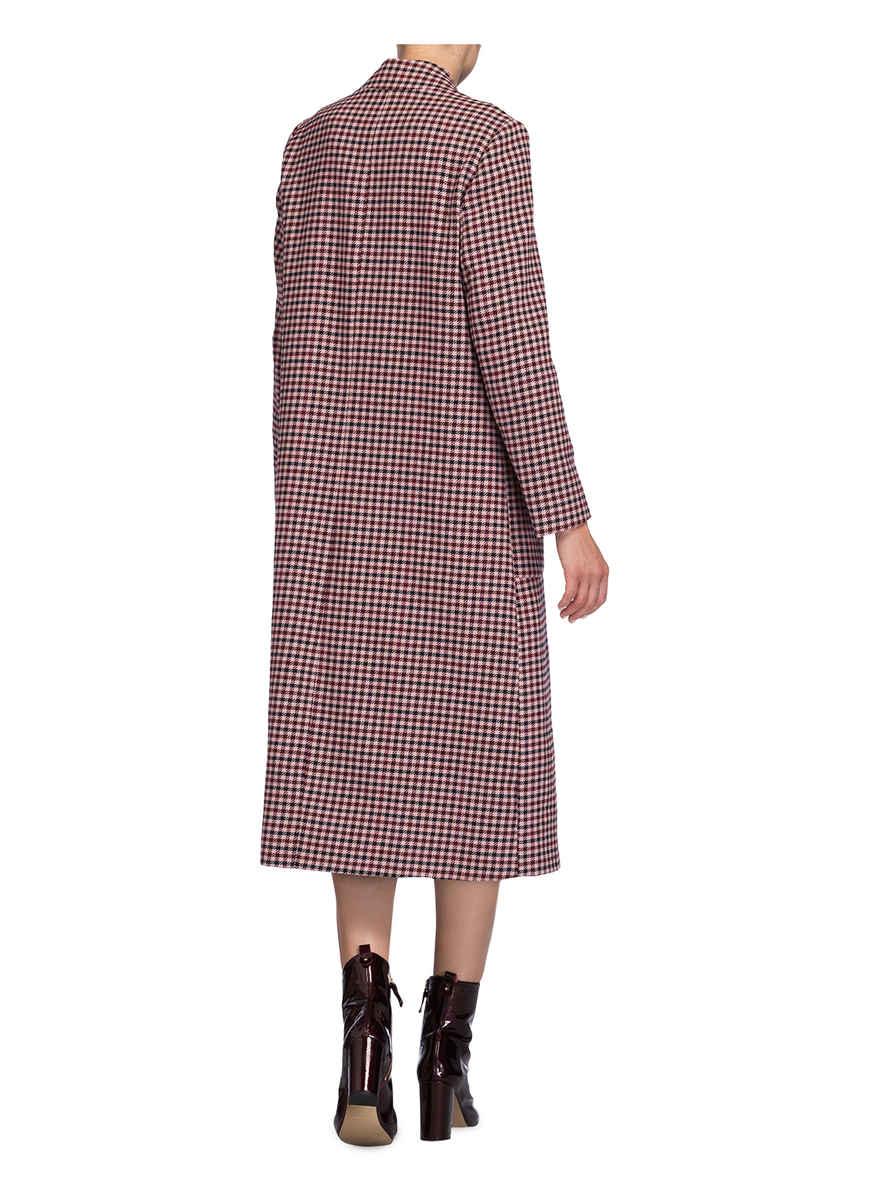 Von Shirtaporter Mantel Kaufen RosaDunkelrotSchwarz Bei ordWCxeB