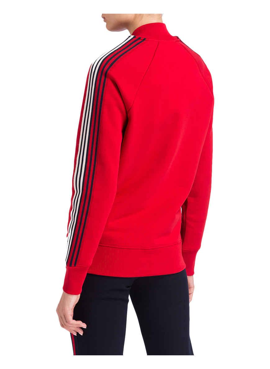 Bei Sweatjacke Rot Kaufen Von Roqa N8ynwm0vO