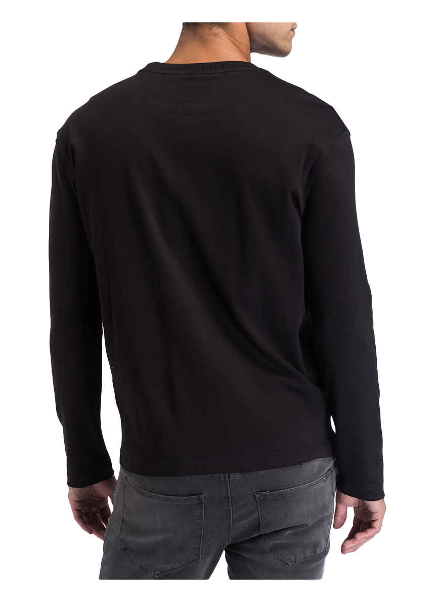 Schwarz Bei Kaufen Sweatshirt Paul Von TF35ulK1cJ