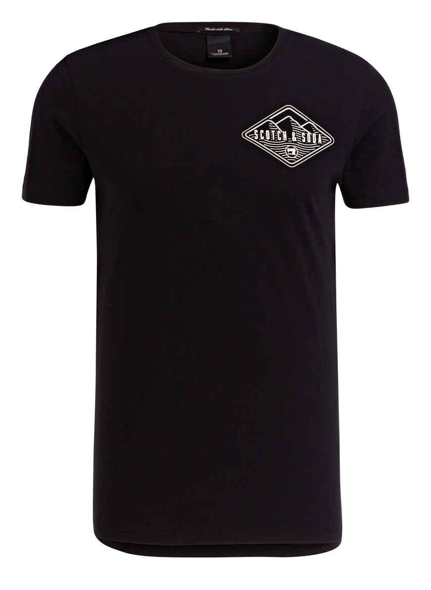 Kaufen Von T shirt Soda Schwarz Scotchamp; Bei sQdtChr