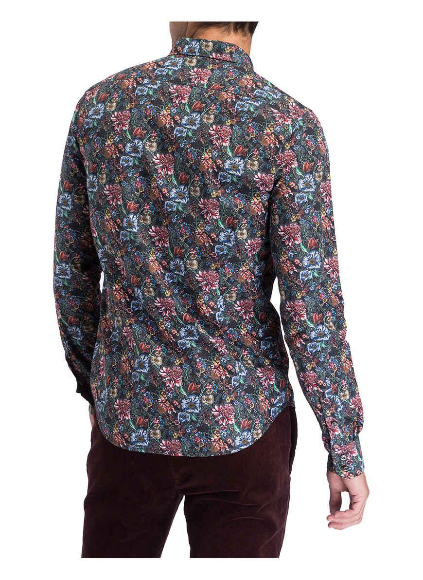 Manufaktur Fit Roger RotBlauSchwarz Slim Q1 Bei Kaufen Hemd Von v8ONnm0yw