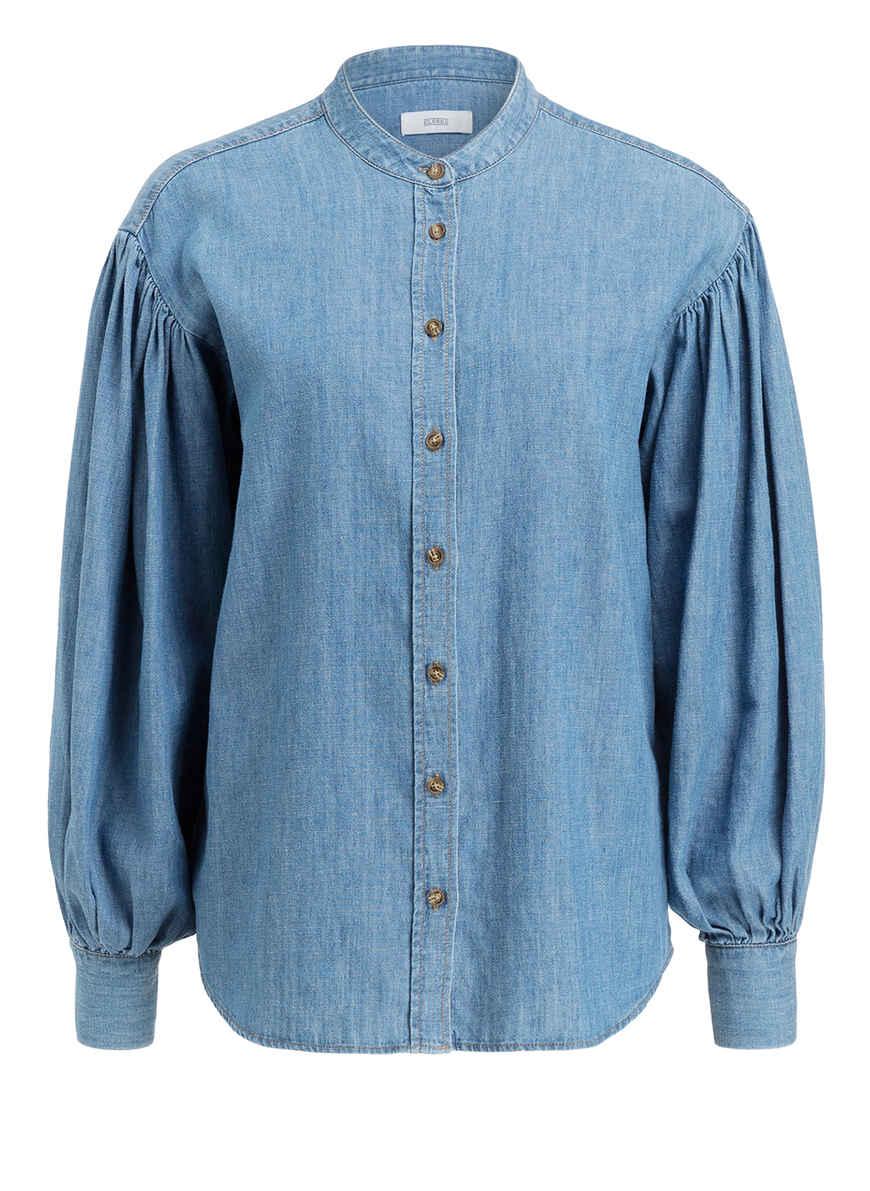 Von Kaufen Closed Jeansbluse Blau Bei PiOZkXu