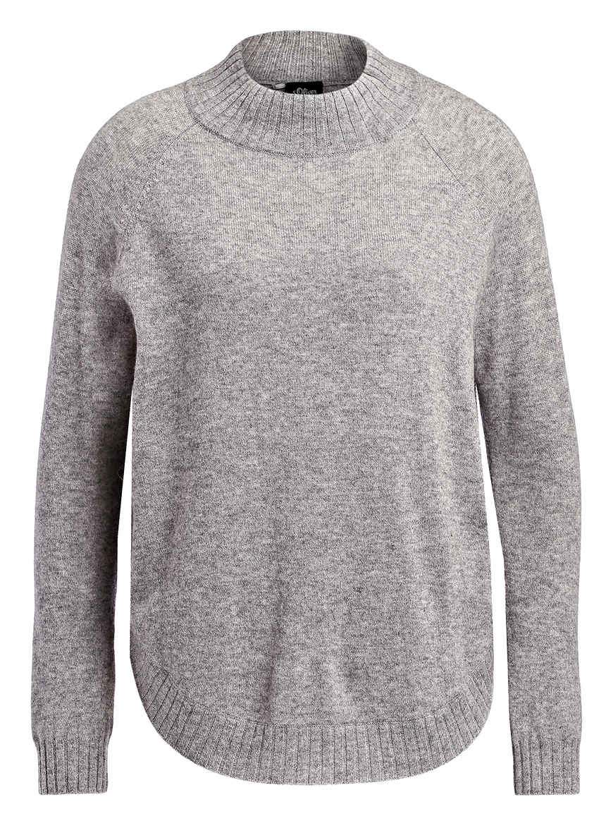 oliver Black S Grau Von Meliert Pullover Kaufen Bei Label roQWBedCx