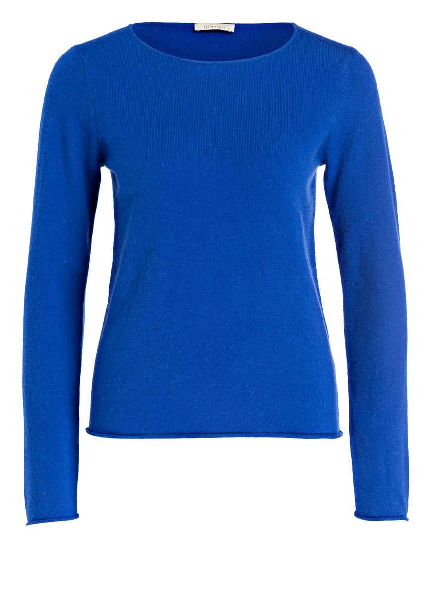 Von Bei Cashmere Blau pullover Lilienfels Kaufen 8OX0kNPZnw