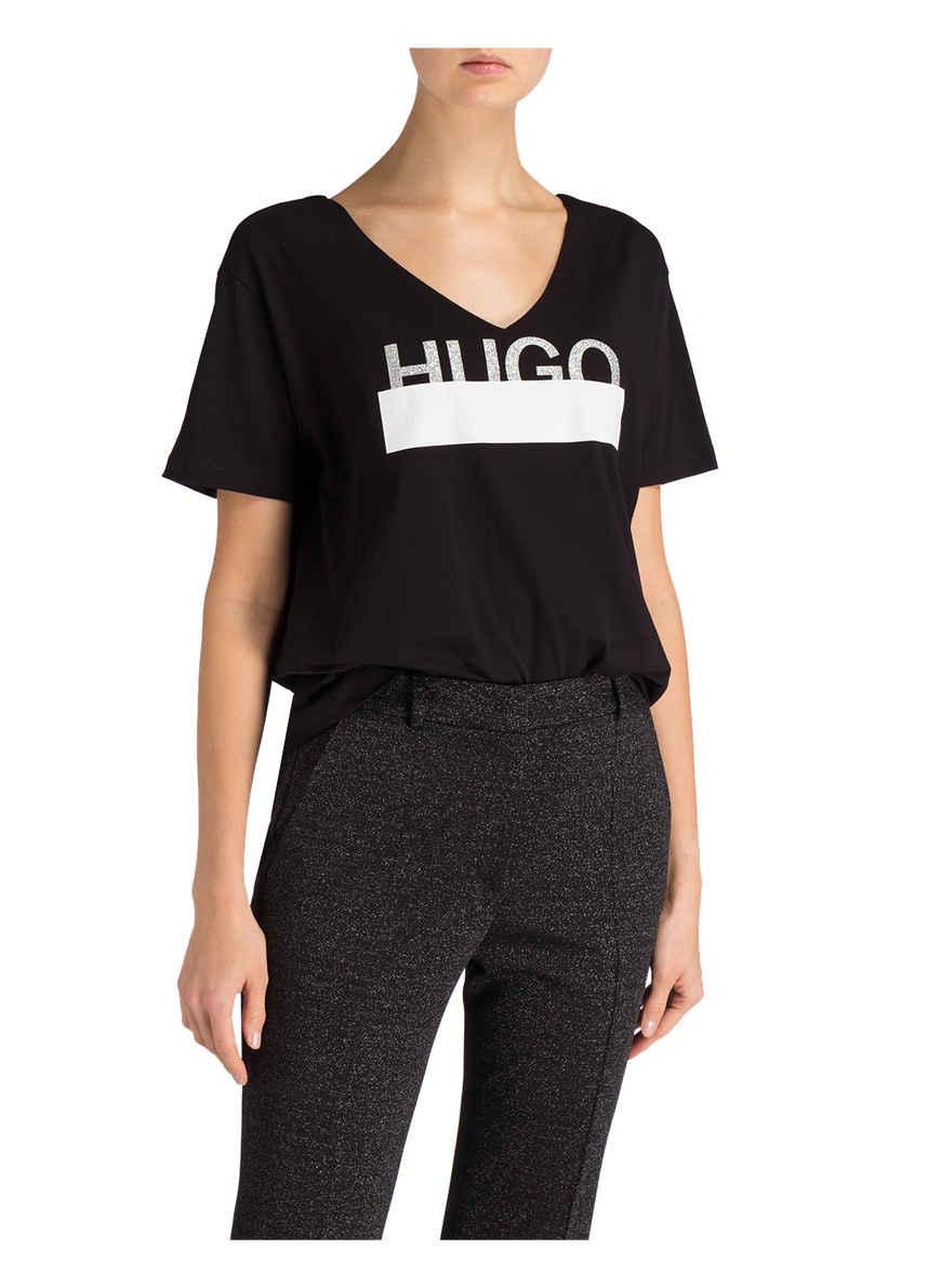 shirt Kaufen Schwarz T Hugo Von Naria Bei nkX8Ow0P