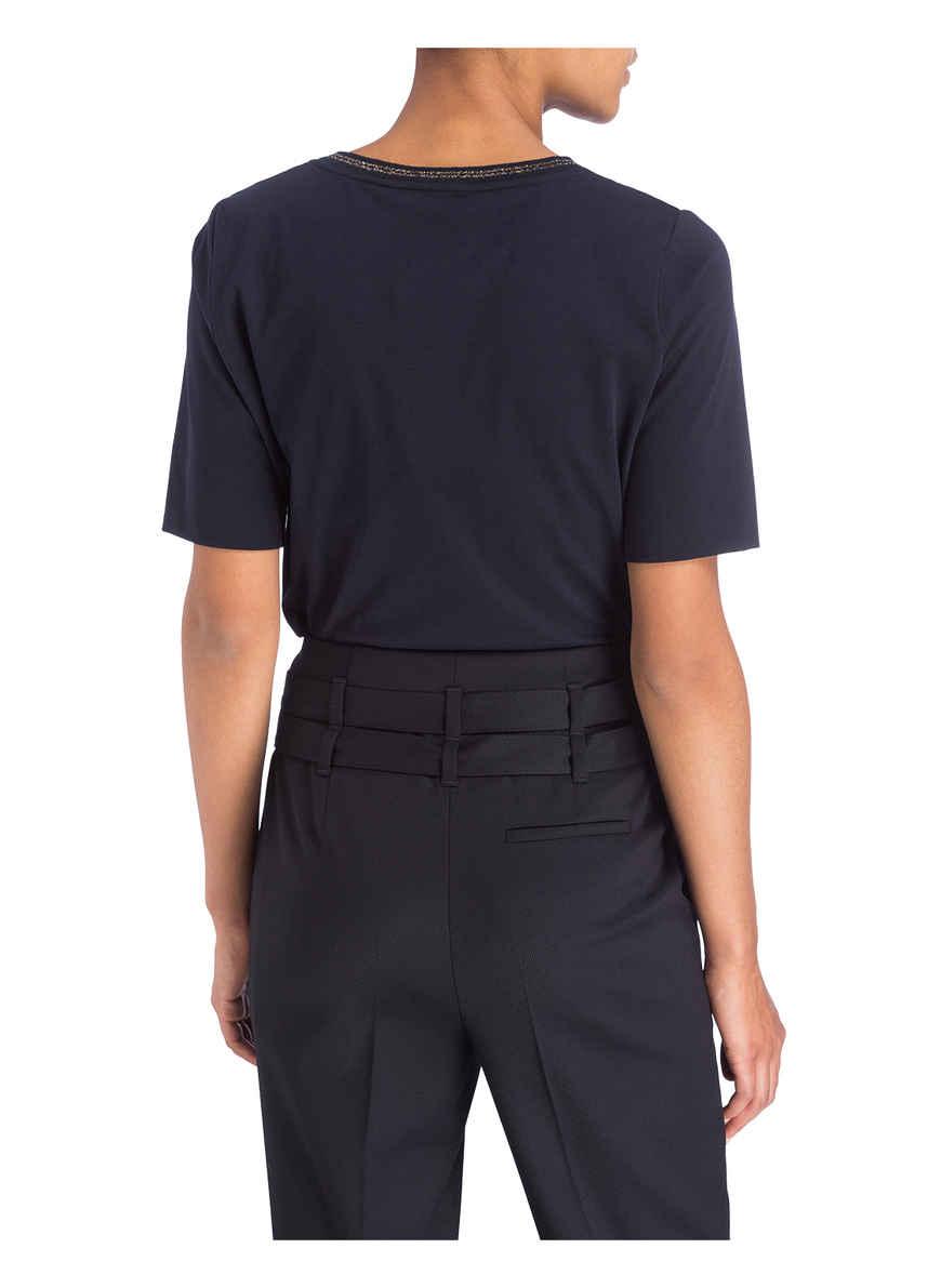 Bei Cerano Dunkelblau shirt T Von Luisa Kaufen 3AR5j4L