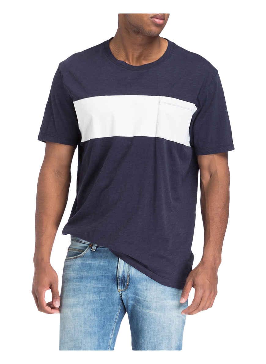 shirt Marls Dunkelblau T Von Kaufen Drykorn Bei lFKT315Juc