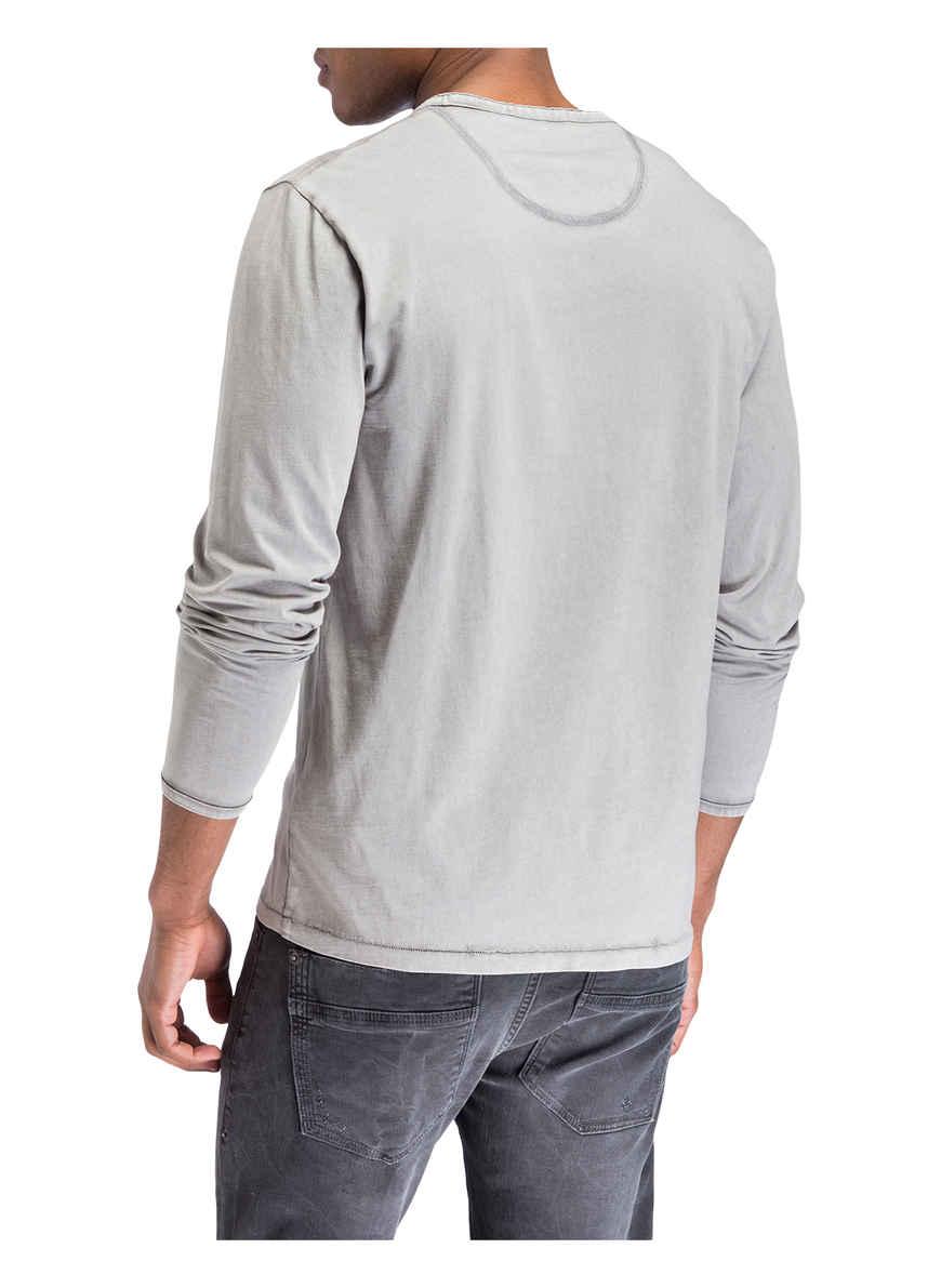 Bei Kaufen Langarmshirt Von Grau Drykorn Yoshi QBtsdxhCr